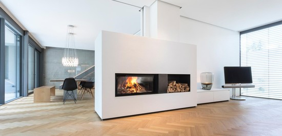 NEPTUN fireplace