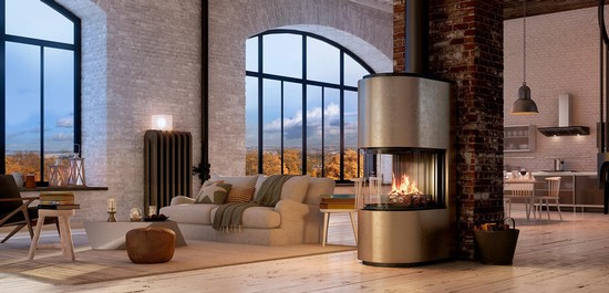 NEW: Fireplace Rondeo